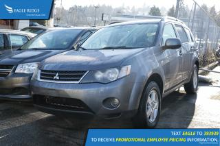 Used 2007 Mitsubishi Outlander LS for sale in Coquitlam, BC