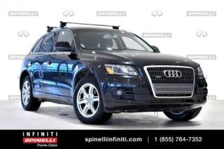 Used 2016 Audi Q5 2.0T Komfort for sale in Montréal, QC