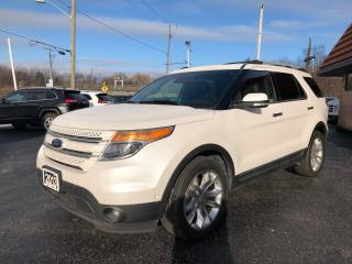 Used 2013 Ford Explorer LIMITED for sale in Cobourg, ON
