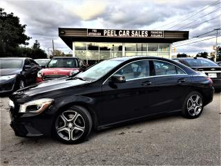 Used 2015 Mercedes-Benz CLA-Class CLA 250|PANROOF|NAVI for sale in Mississauga, ON
