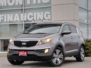 Used 2016 Kia Sportage EX AWD | Climate Control | Backup Camera for sale in St Catharines, ON