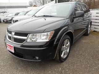 Used 2010 Dodge Journey SXT *Clean Carproof* Certified w/ 6 Month Warranty for sale in Brantford, ON