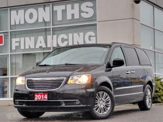 Used 2014 Chrysler Town & Country Touring-L | Navigation | Leather | Heated Steering for sale in St Catharines, ON