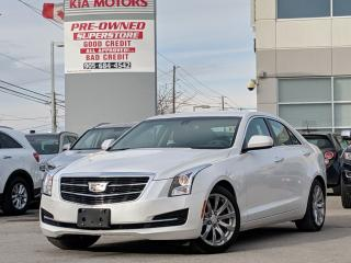 Used 2018 Cadillac ATS 2.0L Turbo Base for sale in St Catharines, ON