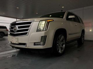Used 2015 Cadillac Escalade Premium-Super luxuirous vehicle, garage kept! for sale in Campbell River, BC
