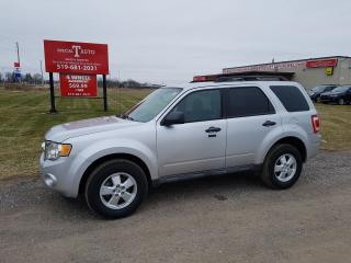 Used 2012 Ford Escape XLT for sale in London, ON