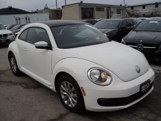 Used 2013 Volkswagen Beetle PANORAMIC SUN ROOF for sale in Oakville, ON