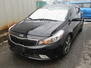 Used 2017 Kia Forte EX LUXURY for sale in Toronto, ON