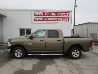 Used 2015 RAM 1500 SXT for sale in Toronto, ON