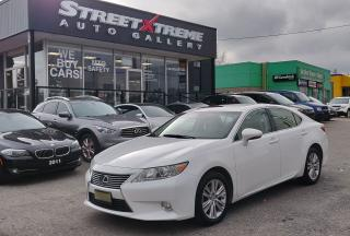 Used 2013 Lexus ES 350 Leather and Navigation Package for sale in Markham, ON