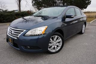 Used 2014 Nissan Sentra SL - ONE OWNER / NO ACCIDENTS for sale in Etobicoke, ON