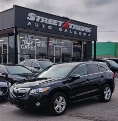 Used 2015 Acura RDX ALL WHEEL DRIVE +TechPkg for sale in Markham, ON