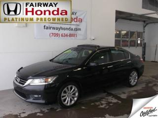 Used 2015 Honda Accord Touring for sale in Halifax, NS