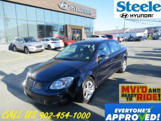 Used 2010 Pontiac G5 SE AUTO SUNROOF ALLOYS LOW KMS NEW MVI for sale in Halifax, NS