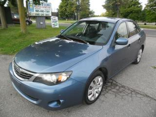 Used 2008 Subaru Impreza 2.5i** Certified+FREE 6m warranty** for sale in Ajax, ON