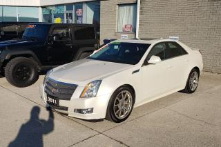Used 2011 Cadillac CTS Premium / AWD / NO PAYMENTS FOR 6 MONTHS for sale in Tilbury, ON