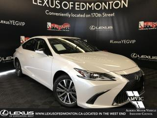 New 2019 Lexus ES 350 Signature Package for sale in Edmonton, AB