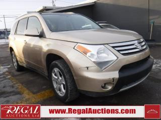 Used 2007 Suzuki XL-7 4D Utility 4WD for sale in Calgary, AB