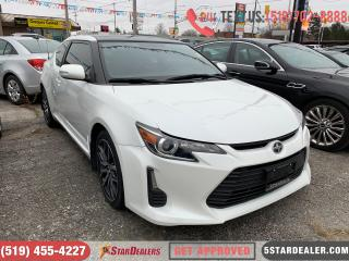 Used 2015 Scion tC | LEATHER | PANO ROOF for sale in London, ON