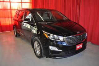 Used 2019 Kia Sedona LX | Keyless Entry for sale in Listowel, ON