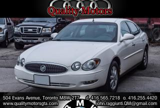 Used 2005 Buick Allure CX for sale in Etobicoke, ON