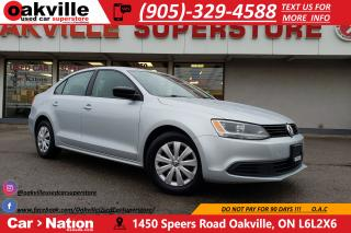 Used 2012 Volkswagen Jetta 2.0L TRENDLINE+ | HTD SEATS | KEYLESS ENT | LOW KM for sale in Oakville, ON