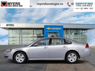 Used 2013 Chevrolet Impala LT - Bluetooth -  Onstar for sale in Ottawa, ON