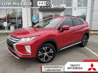 Used 2018 Mitsubishi Eclipse Cross SE S-AWC  - Heated Seats for sale in Port Coquitlam, BC