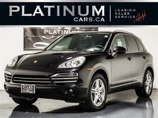 Used 2014 Porsche Cayenne NAVI, Pano ROOF, CAM, Bose Audio for sale in Toronto, ON