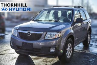 Used 2008 Mazda Tribute GS V6 for sale in Thornhill, ON
