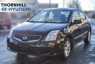 Used 2010 Nissan Sentra 2.0 S for sale in Thornhill, ON