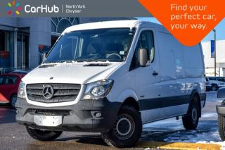 Used 2015 Mercedes-Benz Sprinter Cargo Vans |Keyless_Entry|Bluetooth|A/C|Pwr.Options| for sale in Thornhill, ON