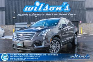 Used 2018 Cadillac XTS Luxury AWD - Leather, Ultraview Roof, Rear Camera, Bose Audio, Heated Steering & Seats for sale in Guelph, ON