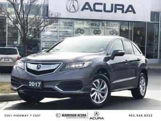 Used 2017 Acura RDX Tech at AWD, Navi, Backup Cam, Pwr Trunk for sale in Markham, ON