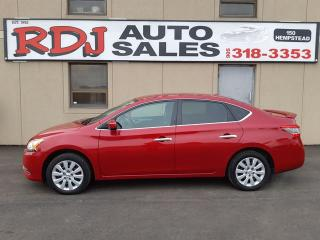 Used 2014 Nissan Sentra SV ACCIDENT FREE,59000KM for sale in Hamilton, ON