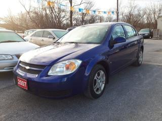 Used 2007 Chevrolet Cobalt LT w/1SA,Certified for sale in Oshawa, ON