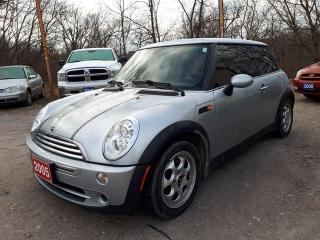 Used 2005 MINI Cooper Hardtop Low Kms!! Certified for sale in Oshawa, ON
