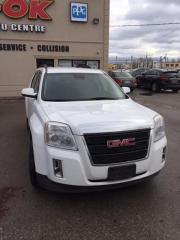 Used 2013 GMC Terrain Awd 4dr Sle-2 for sale in Oakville, ON