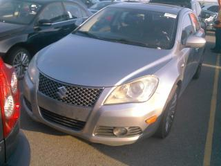 Used 2011 Suzuki Kizashi 4dr Sdn CVT AWD SX for sale in Oakville, ON