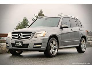 Used 2011 Mercedes-Benz GLK-Class - for sale in Vancouver, BC