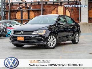 Used 2015 Volkswagen Jetta TRENDLINE PLUS APPEARANCE PACKAGE for sale in Toronto, ON