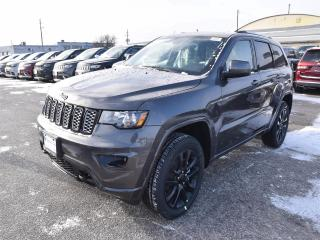New 2019 Jeep Grand Cherokee Altitude|4X4|ALTITUDE IV PKG|NAV|SUNROOF|UCONNECT for sale in Concord, ON