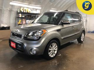Used 2013 Kia Soul 2u * Remote start * Heated front seats * Hands free steering wheel controls * Phone connect * Voice recognition * Keyless entry * Climate control/rear for sale in Cambridge, ON