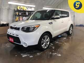 Used 2016 Kia Soul EX Plus Eco * Heated front seats * Hands free steering wheel controls * Phone connect * Voice recognition * Keyless entry * Climate control/rear vents for sale in Cambridge, ON