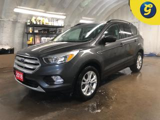 Used 2018 Ford Escape SE * 4WD * Voice recognition * Phone connect * Ford SYNC Microsoft * Reverse camera * Heated front seats * Heated mirrors * Hands free steering wheel for sale in Cambridge, ON