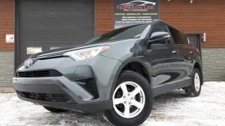 Used 2017 Toyota RAV4 LE,tout équipé(((IMPECCABLE)))bas km for sale in St-Henri-de-Levis, QC
