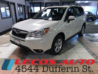 Used 2016 Subaru Forester i Touring for sale in North York, ON