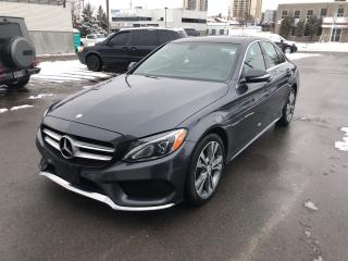 Used 2015 Mercedes-Benz C-Class C 300 for sale in North York, ON