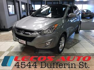 Used 2013 Hyundai Tucson Limited/AWD for sale in North York, ON