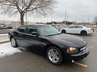 Used 2006 Dodge Charger R/T/One Owner/No Accidents/89K/V8 for sale in Burlington, ON